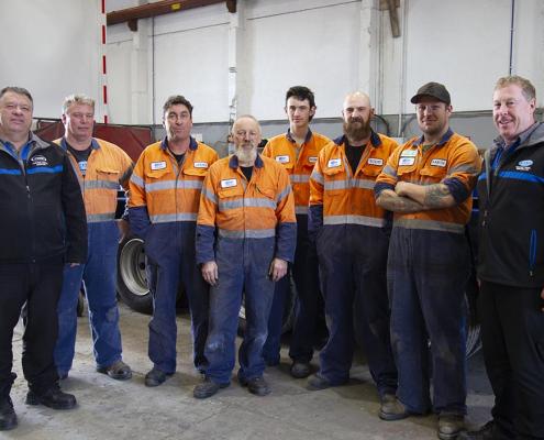 55 Hull Team