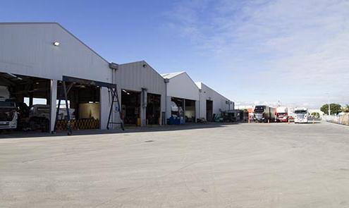 70 Hull Road Yard