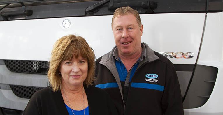 Bert and Debbie Hayden
